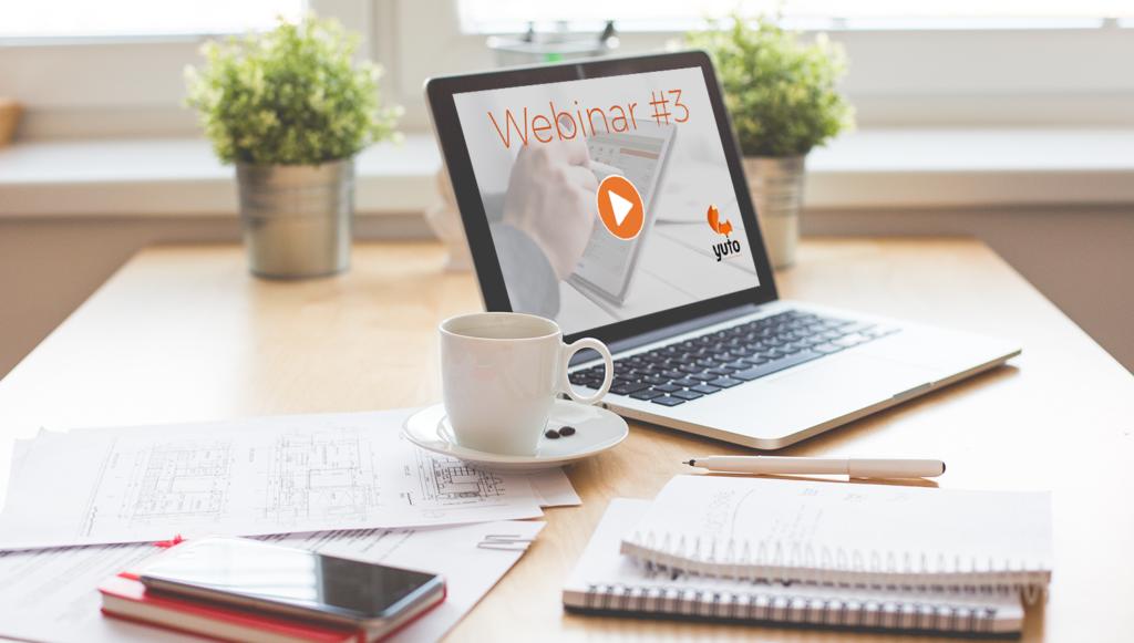 Webinar #3 : pensez digitalisation commerciale pour booster votre chiffre d'affaires