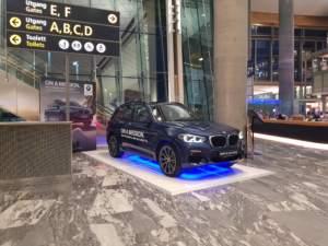 Voiture BMW en Norvège