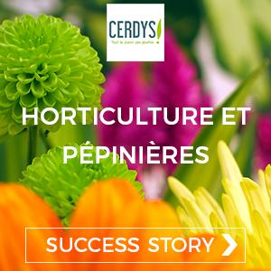 horticulture et pépinières