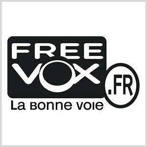 Freevox logo