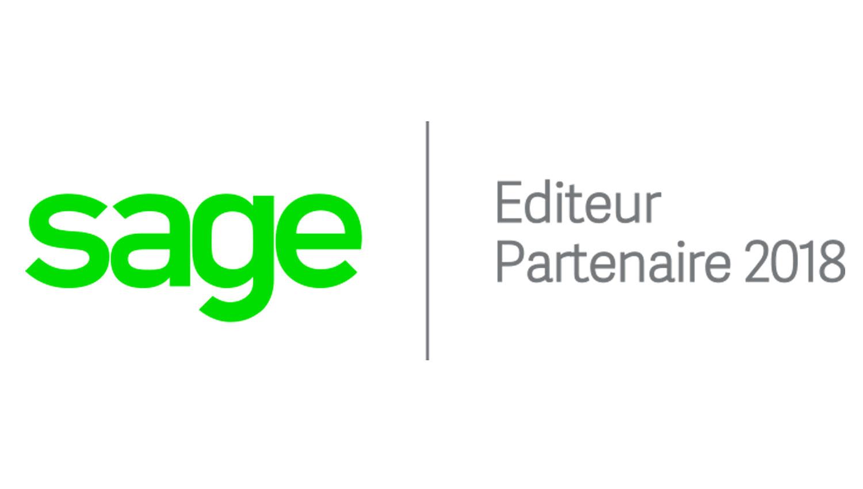 Sage partenaire éditeur