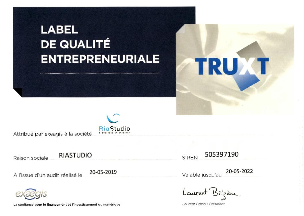 label truxt